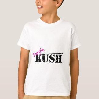 T-shirt Édition purple