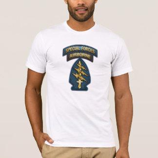 T-shirt Edition spéciale de SSI de bérets verts