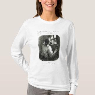 T-shirt Edmond Dantes emprisonné dans le d'If de château