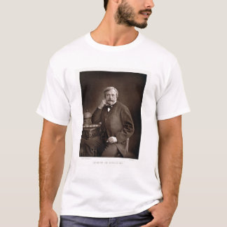 T-shirt Edmond de Goncourt (1822-96) de 'Galerie Contemp