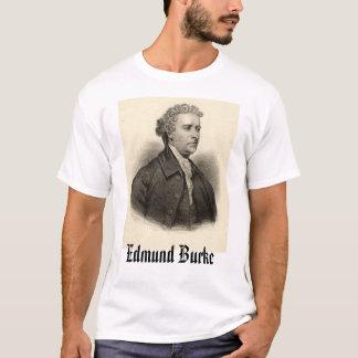 T-shirt Edmund Burke, Edmund Burke