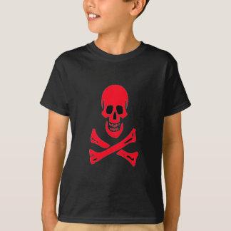 T-shirt Edouard Angleterre-Rouge