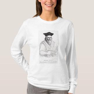 T-shirt Edouard Kelly, gravée par le tonnelier de Richard