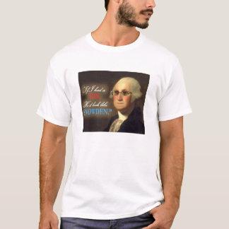 T-shirt Edouard Snowden - chemise de Whte du fils de