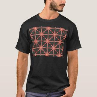 T-shirt Édredon d'art populaire