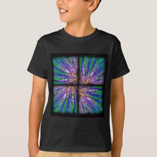 T-shirt Édredon psychédélique de yucca