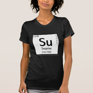 T-shirt Effet de surprise