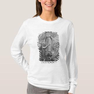 T-shirt Effilochure Junipero Serra