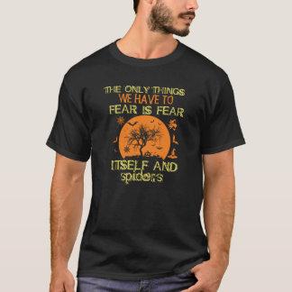 T-shirt effrayant de Halloween