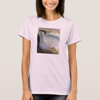 T-shirt Église de Frederic Edwin - chutes du Niagara de