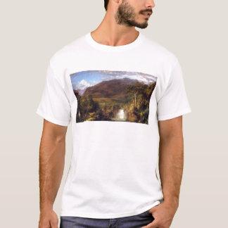 T-shirt Église de Frederic Edwin - coeur des Andes