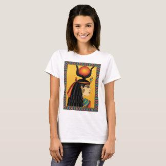 T-shirt égyptien de déesse
