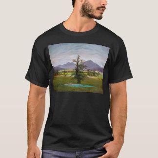 T-shirt Einsamer Baum