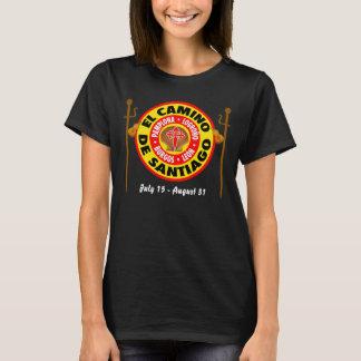 T-shirt EL Camino De Santiago