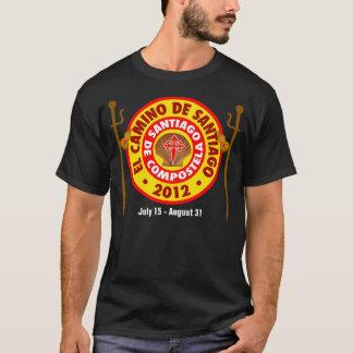 T-shirt EL Camino De Santiago 2012