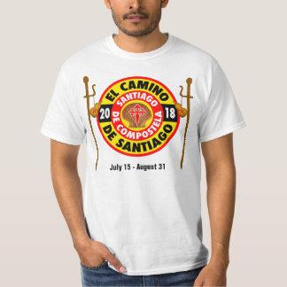 T-shirt EL Camino De Santiago 2018