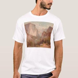 T-shirt EL Capitan, Yosemite, la Californie (0229A)