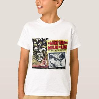 T-shirt EL Monstruo Del million de De Ojos