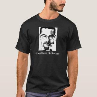 T-shirt EL-Shabazz de Malik d'EL-Hadj