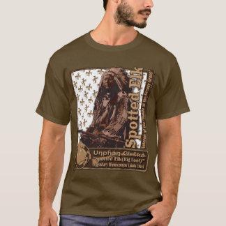 T-shirt Élans repérés (Bigfoot) Minniconjou Lakota