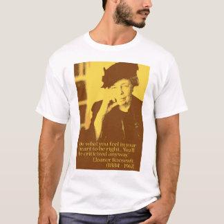 T-shirt Eleanor Roosevelt