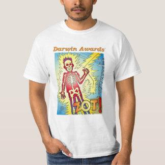 T-shirt Electrici-Pièce en t
