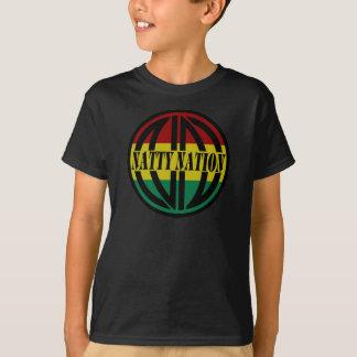 T-shirt ÉLÉGANT de la jeunesse de logo