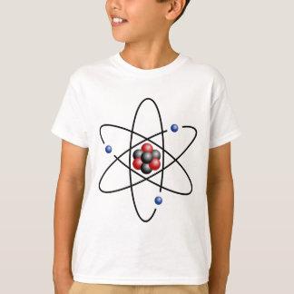 T-shirt Élément chimique nombre atomique 3 d'atome de