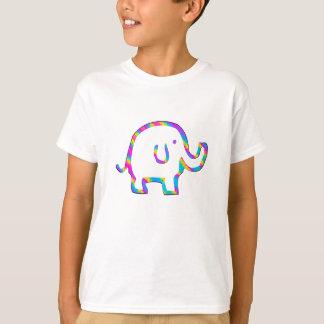 T-shirt éléphant de bonne chance