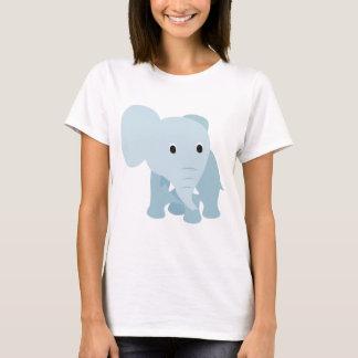 T-shirt Éléphant mignon de bébé