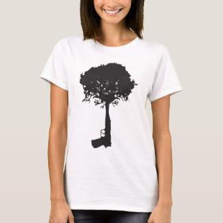 T-shirt élever-paix