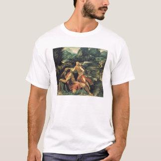 T-shirt Élijah a visité par un ange, c.1534