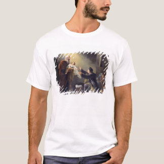 T-shirt Élijah ressuscitant le fils