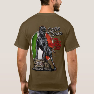 T-shirt ÉLITE Cane Corse Guradian
