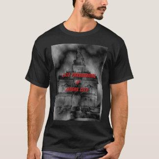 T-shirt ÉLITE paranormale de kc - Chambre hantée