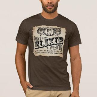T-shirt Élixir de la vie - obscurité