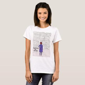 T-shirt Elle a persisté (Childfree)