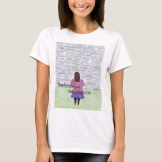 T-shirt Elle a persisté (le Plus-Size)