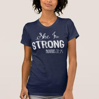 T-shirt Elle est le réservoir inspiré des femmes