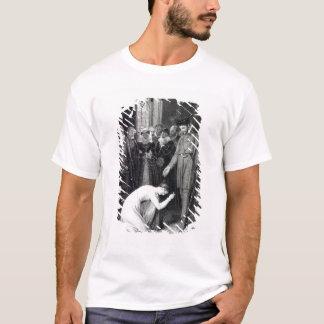 T-shirt Ellen Douglas montrant l'anneau