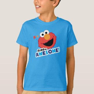 T-shirt Elmo impressionnant
