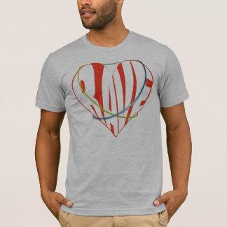 T-shirt éloge d'amour