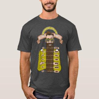 T-shirt Éloge de barbe