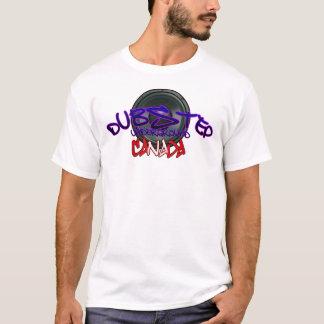 T-shirt Éloge DUBSTEP DnB de reggae canadien du Canada