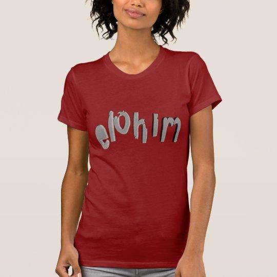 T-shirt Elohim 159 Gris