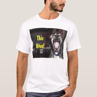 T-shirt Elphaba, ceci mord !
