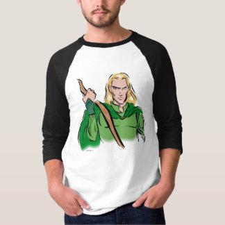 T-shirt Elven Archer