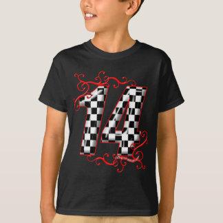 T-shirt emballage automatique numéro 14