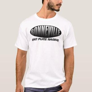 T-shirt Emballage de vitesse d'appartements de sel de