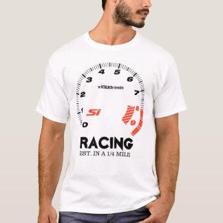 T-shirt Emballage - établi dans un 1/4 mille